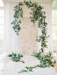 wedding backdrop greenery indoor and outdoor wedding reception backdrop weddceremony