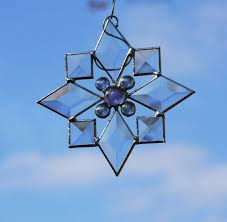 301 best stained glass snowflakes images on