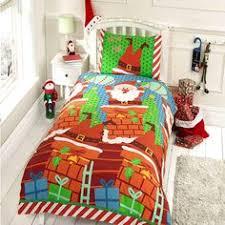 Double Christmas Duvet Winter Bedding Anoushka Christmas Duvet Cover U2013 Single Double