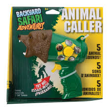animal caller outdoor gear by backyard safari