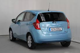 nissan cars 2014 nissan note 1 2 dig s tekna 5dr mpv 2014 rica