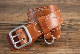 Handmade Belts And Buckles - soxisix belt vz 33 pp cognac soxisix highest quality handmade