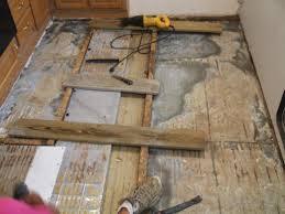 How To Replace Subfloor In Bathroom How To Repair Or Replace Rv U0026 Camper Trailer Floors Axleaddict