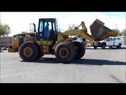 1999 caterpillar 950g wheel loader for sale sold at auction