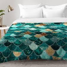 Little Mermaid Comforter Girls Mermaid Bedding Wayfair