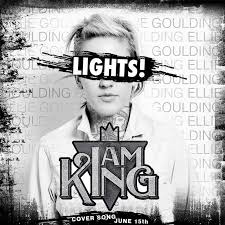 Ellie Goulding Lights Album I Am King Covers Ellie Goulding U0027s U201clights U201d Vital Sound Media