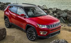 jeep compass limited red 2017 jeep compass launched in india available in four variants