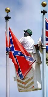 Confederate Flag And Union Flag South Florida City Grapples With Confederate Street Names Miami