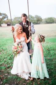 Rustic Barn Wedding Dresses A Chic And Rustic Boho Barn Wedding Woman Getting Married