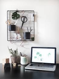 Moderner Schreibtisch So Einfach So Gut U2013 Moderner Diy Schreibtisch Organizer Craftifair