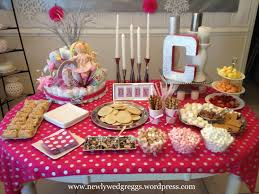 baby shower treats dessert table ideas dessert table ideas for engagement party furniture