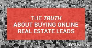 the truth about buying online real estate leads