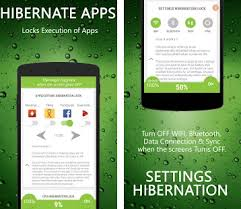 hibernate apk hibernate real battery saver apk version 1 7