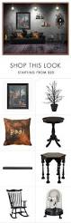Decor Interior Design Inc by Everyday Is Halloween Living Room