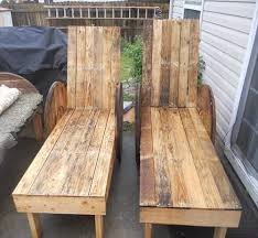 Classic Ideas For Pallet Wood by 20 Gorgeous Wood Pallet Lounge Chair Ideas For Your Patio