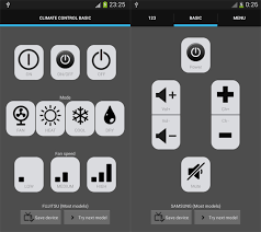 samsung remote app android android infrared apps to turn your device to an ir universal remote aw