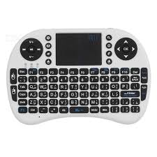 arabic keyboard for android rii rt mwk08 mini 2 4g wireless keyboard w touchpad white