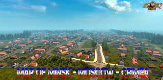 Moscow On Map Map Of Minsk Moscow Crimea V1 0 Demo 2018 1 30 X