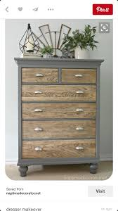 Staining Bedroom Furniture Gray And Stain Dresser Diy Pinterest Dresser Gray And