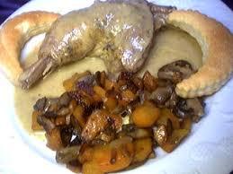cuisiner du faisan blanquette de faisan recette volailles et gibiers supertoinette