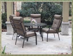 Patio Furniture Chair Cushions by High Back Patio Furniture Cushions Outdoor Courtyard High Back