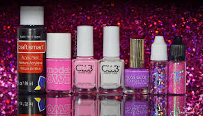 simply nailogical pretty pink leopard nailz omg totes my style