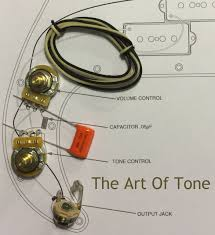 wiring upgrade kit for fender precision bass