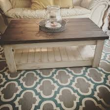 farmhouse coffee and end tables 42 diy ideas for coffee tables to make you say wow rustic