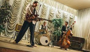 the jets wedding band 50s covers party band leicester based the band boutique