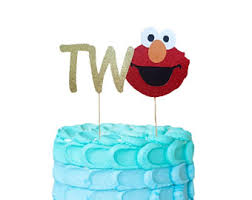 elmo cake topper elmo cake topper etsy
