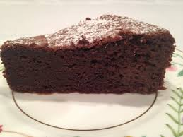 you u0027ll thank me for this almost flourless chocolate cake recipe