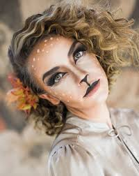 25 creative halloween makeup ideas