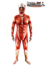 Muscle Man Halloween Costume Popular Tights Attack Titan Buy Cheap Tights Attack Titan