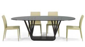 oblong dining table