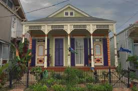 new orleans style home plans new orleans shotgun house love the color combo diy ad