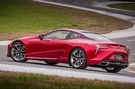 new lexus hybrid coupe lexus rolls out the big guns new 467bhp lc 500 coupe revealed in