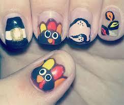 Nail Art Thanksgiving 15 Thanksgiving Nail Art Designs Ideas Trends U0026 Stickers 2014
