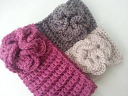 crochet band 766 best crochet headbands ear warmers etc images on