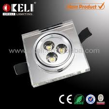 ceiling light made in china square led spot ceiling light made in china glass spotlight 3w led