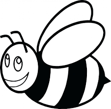 beehive coloring page cute cartoon bumble bee rubber coaster honey