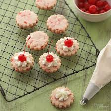 almond ornament cookies