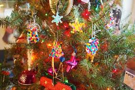 Easy Beaded Christmas Ornaments - perler bead christmas tree ornaments u2014 this fine day