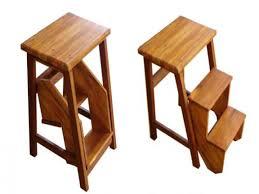 ikea bekvam wooden beech step stool bar stools