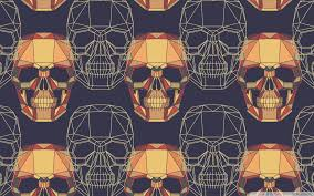 halloween background skulls halloween hd desktop wallpaper high definition mobile