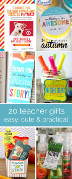 20 cheap easy practical appreciation gifts