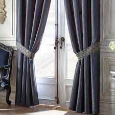 Navy Window Curtains Marvelous Home Decor Wonderful Navy Window Curtains With