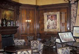 donald trump white house decor the insanely rich woman who built mar a lago actually wanted it to