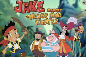 puttin pirates jake neverland pirates
