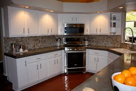 Kitchen Cabinet Countertop Dazzling Ideas  Home HBE Kitchen - Kitchen cabinet countertop