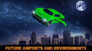 futuristic flying cars flying car stunts grand city flying car simulator android apps